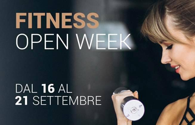 Fitnee Open Week